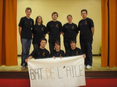 La troupe en 2008